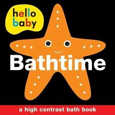 Bathtime Bath Book (Hello Baby), Roger Priddy, New Book