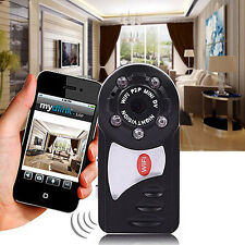 WiFi Mini DV IP Spy Night Vision Camera Security for Android iOS PC Ornate Best