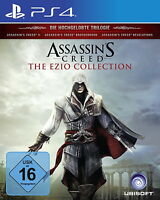 Assassin's Creed: The Ezio Collection (Sony PlayStation 4 Spiel, 2016, USK 16)