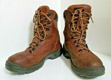 ed70dd46ba1 mens red wing steel toe boots size 9   eBay