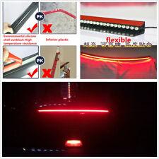 36'' Roofline LED Third High Brake Tail Stop Light Kit Above Rear Windshield Car