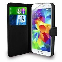 Leather Wallet Flip Case Cover for SAMSUNG GALAXY S5 MINI