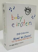 BABY EINSTEIN DVD Collection 26 Disc Set Disney NTSC Region 1 Aussie Seller