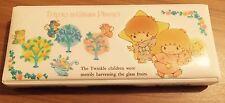 Very Rare Vintage 1976-1985 Sanrio Little Twin Stars Pencil Case