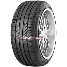 KIT 4 PZ PNEUMATICI GOMME CONTINENTAL CONTISPORTCONTACT 5 SUV XL FR VOL 235/55R1