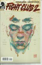 Fight Club 2 #1 & Fcbd issue. Lot Of 2 (Dark Horse 2015) Near Mint 9.2-9.4