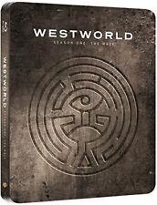 Westworld - Season 1 (Blu-ray Steelbook) Evan Rachel Wood, Thandie Newton