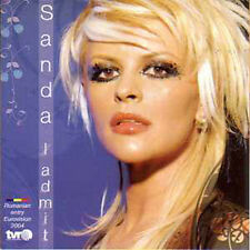 ☆ MAXI CD EUROVISION 2004 Roumanie : SandaI admit Promo 1 track ☆