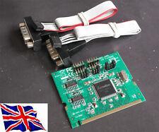 Mini PCI 2S RS422 / RS485 Card  16C1050
