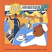 Various Artists - Cafe Arabesque 24HR POST!!