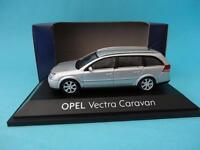 OPEL VECTRA CARAVAN - 2002 - III GENERATION - SILVER - 1/43 NEW / NUEVO SCHUCO