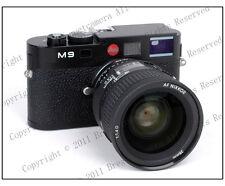 Kipon adapter Nikon F to Leica M M10 M9-P M246 M240 Ricoh GXR A12 RF uncoupled