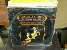 Los Indios Tabajaras Casually Classic vinyl LP w/SHRINK