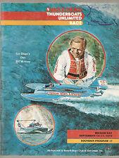1978 Jack In The Box Unlimited Race Program