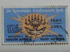 SOUTH AFRICA STAMP - 12.5c