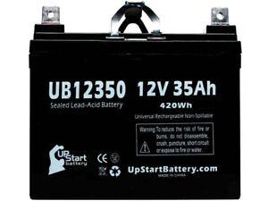 Pride mobility scooter Battery UB12350 12V 35Ah Sealed Lead Acid SLA AGM