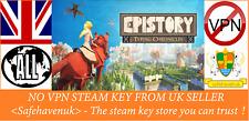 Epistory - Typing Chronicles Steam key NO VPN Region Free UK Seller