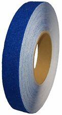 Antirutschband Klebeband 25mm Blau Selbstklebend Treppen Antirutschstreifen