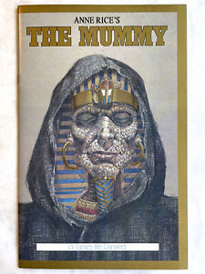 Anne Rice's THE MUMMY : Ramses the Damned #1-5 : NM : 1990-1991 Millenium