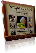 SONGS FOR IRELAND CD - Paddy Reilly, Barleycorn, Dublin City Ramblers, Many More