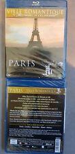 BLU RAY PARIS ville romantique neuf 60min monuments parcs