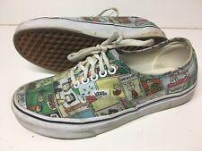 Vans OTW Peanuts Snoopy Woodstock SK8 Low Canvas Shoes Men's 6.5 Women's 8