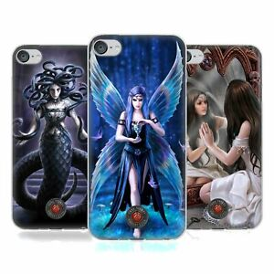 OFFICIAL ANNE STOKES FANTASY GEL CASE FOR APPLE iPOD TOUCH MP3