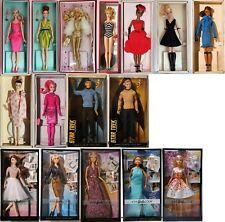 #02 - barbie muñeca-mattel-Collection escoger: Gold Label, Black Label, Silkstone