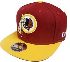 New Era NFL Washington Redskins 2 Tone Snapback Cap 9fifty Basecaps Men's