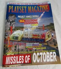 Playset Magazine #101 Project Yankee Doodle, Missiles of October