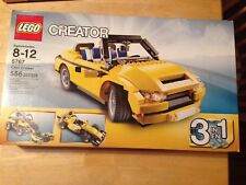 NEW Lego Creator Cool Cruiser (5767) 3 in 1 Building set LEGOS Unopened Sealed