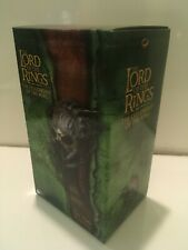 Orc Hide Helm 1:4 Scale Sideshow WETA  Lord of the Rings Prop 2001 Fellowship