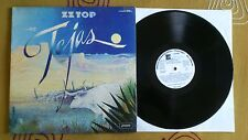 ZZ TOP - TEJAS  LP VINYL GATEFOLD SPANISH PROMO