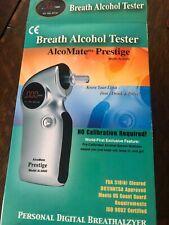 Breathalyzer-Police Accuracy- AlcoMate Prestige-Al-6000 Al6000 No Reserve!