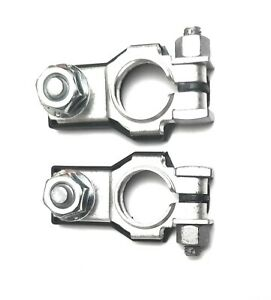 POSITIVE & NEGATIVE BATTERY TERMINALS For TOYOTA & LEXUS 9098205035 & 9098206022
