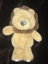 Carter's Just One You Brown Lion Rattle Crinkle Plush Baby Lovey Toy #66832 #8
