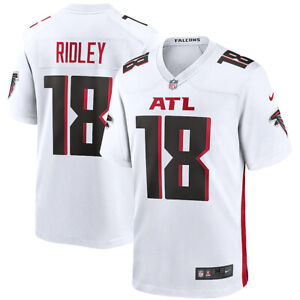 Brand New 2021 NFL Calvin Ridley Atlanta Falcons Nike Player Game Jersey NWT #18