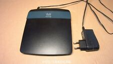 Linksys Cisco EA2700 Wireless-N N600 Dual-Band Smart Wi-Fi Broadband Router + PS