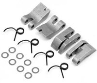 HPI Racing 111350 Aluminum Quadra Clutch Shoe Spring Set  Savage XL Octane RTR
