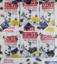 101 DALMATIONS SEALED BOX OF TRADING CARDS (36PACKS)