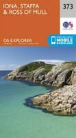 Iona, Staffa and Ross of Mull by Ordnance Survey 9780319246207 | Brand New