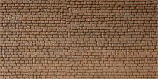 FALLER 170611 ESCALA H0 Placa de Pared Arenisca 25x12, 5cm 1qm =