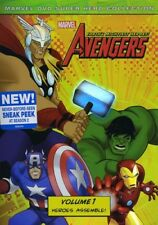 The Avengers: Earth's Mightiest Heroes!: Volume 1: A Legion Is Born [New DVD]