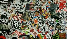 Aléatoire 100x sticker bomb laptop stickers voiture autocollant vinyle skate skateboard