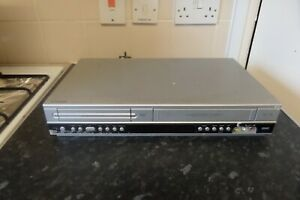 PHILIPS DVD Player / Video Recorder VHS Combo DVP3055V Silver Combi