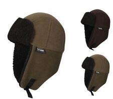 Accessoires Bonnet verts polaire pour homme