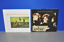 """7"""" 2x a-ha I've been losing you + The sun always shines on TV T.V. Vinyl Singles"""