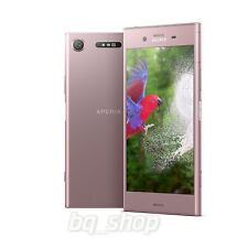 "Sony Xperia XZ1 G8342 Pink 64GB 5.2"" IP68 Snapdragon 835 Android 8.0 Phone FedEx"