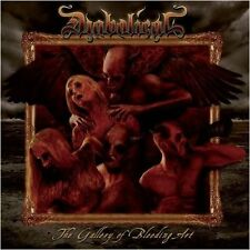 DIABOLICAL - The Gallery Of Bleeding Art CD