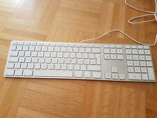 Apple Magic Keyboard mit Ziffernblock QWERTZ kabelgebunden Tastatur